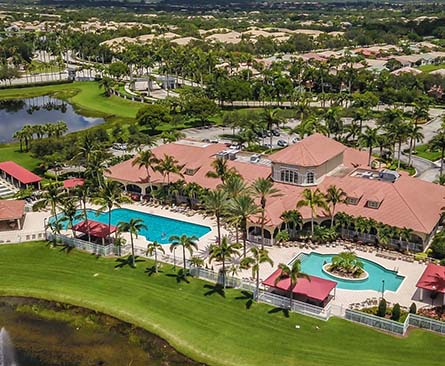 Venetian Isle Clubhouse Real Estate in Boynton Beach, FL